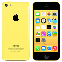 Apple iPhone 5c 16GB LTE 4G Yellow (STANDARD DELIVERY)