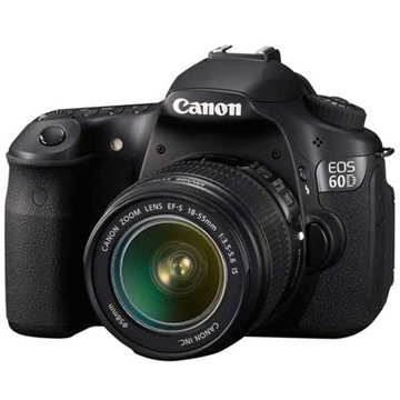 Canon 60D 18-55mm IS Kits (PRIORITY DELIVERY + FREE ACCESSORY)